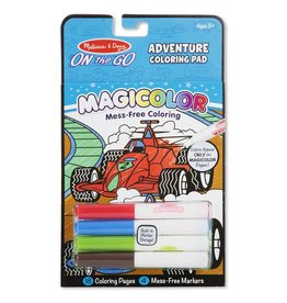 Melissa and Doug Adventure No-Mess Coloring Pad