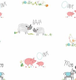 Angel Dear Farm Animals Swaddle