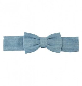 RuggedButts Light Wash Denim Headband