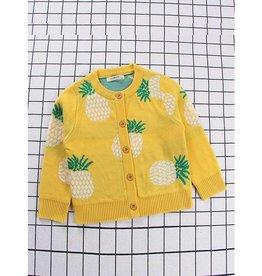 Baby Kiss Pineapple Cardigan