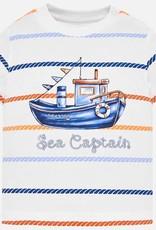 Mayoral Mayoral Sea Captain Striped Tee
