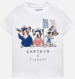 Mayoral Mayoral Captain & Friends Tee