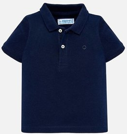 Mayoral Mayoral Basic Navy Polo