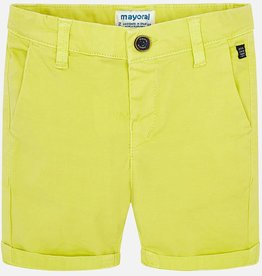 Mayoral Mayoral Lemon Chino Shorts