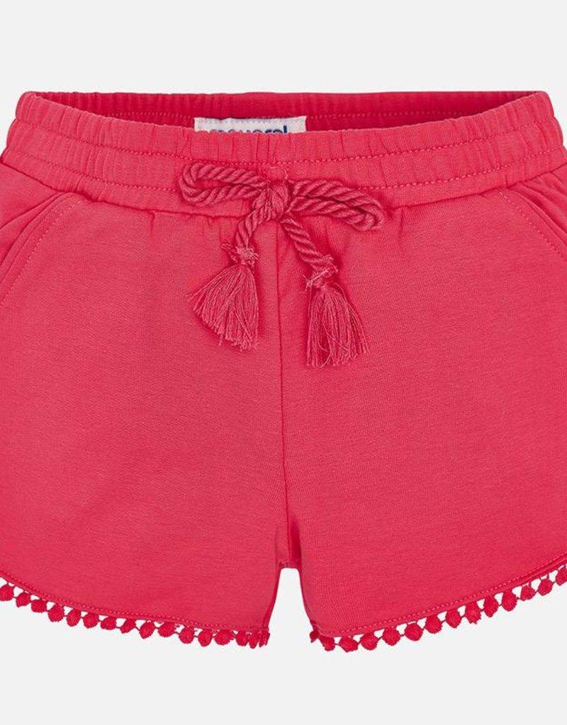 Mayoral Mayoral Azalea Pink Shorts