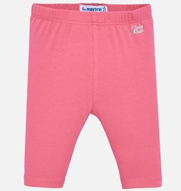 Mayoral Mayoral Pink Cropped Leggings