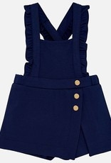 Mayoral Mayoral Girls Navy Overalls
