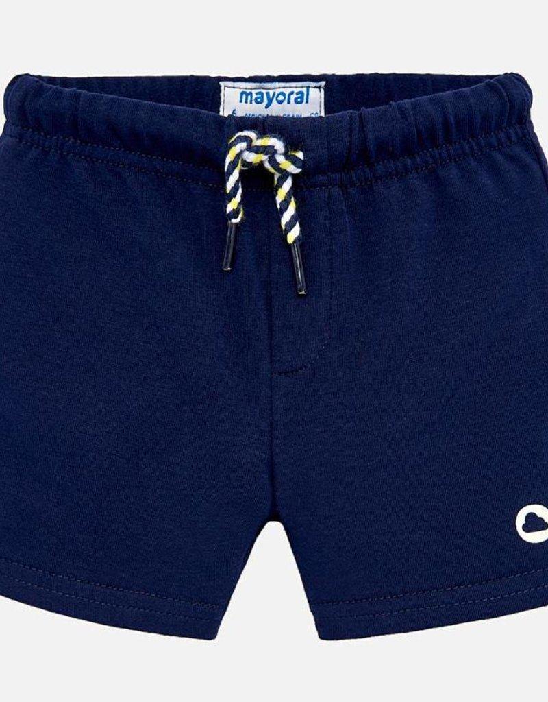 Mayoral Mayoral Knit Shorts Navy