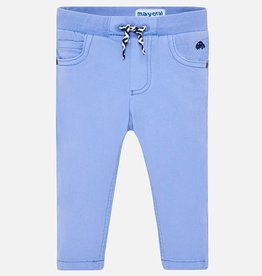 Mayoral Mayoral Baby Boy Light Blue Pants