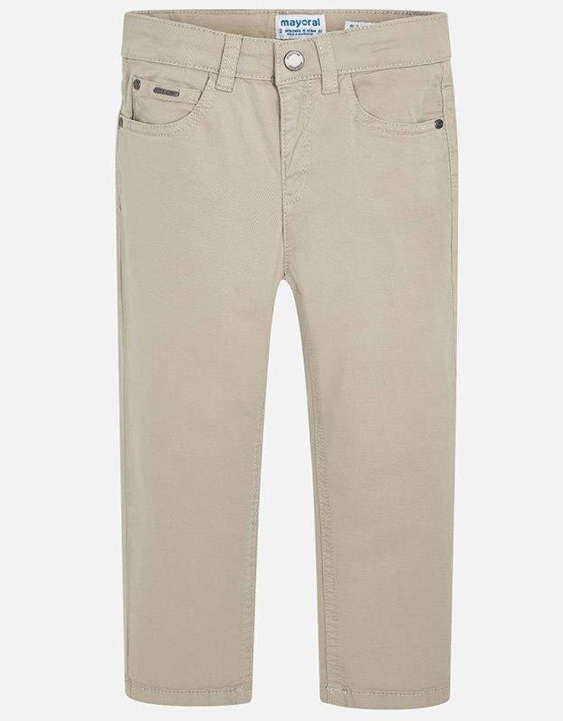 Mayoral Mayoral Boys Slim Fit Pants