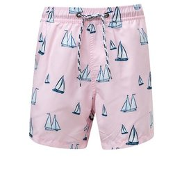 Snapper Rock Boys Sail Away Swim Trunks