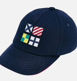 Mayoral Mayoral Navy Nautical Visor