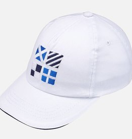 Mayoral Mayoral White Nautical Visor