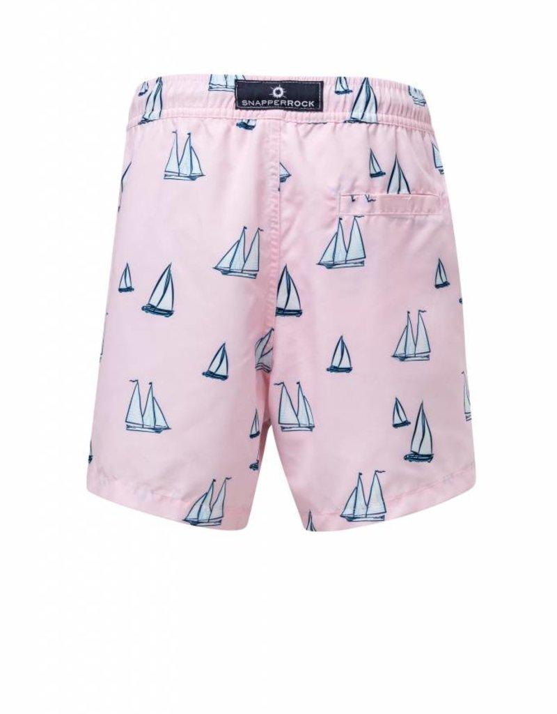 Snapper Rock Boys Sail Away Swim Trunks