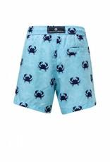 Snapper Rock Blue Crab Swim Trunks