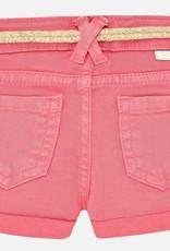 Mayoral Mayoral Pink Basic Twill Shorts