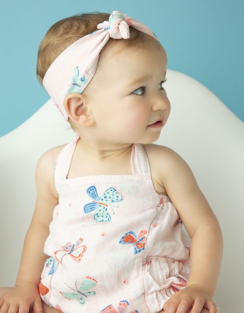 Angel Dear Angel Dear Butterflies Muslin Headband