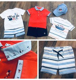 Mayoral Infant Boy Designer Summer Bundle