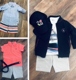 Mayoral Toddler Boy Designer Summer Bundle