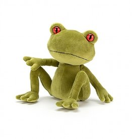 Jellycat Tad Tree Frog- Medium