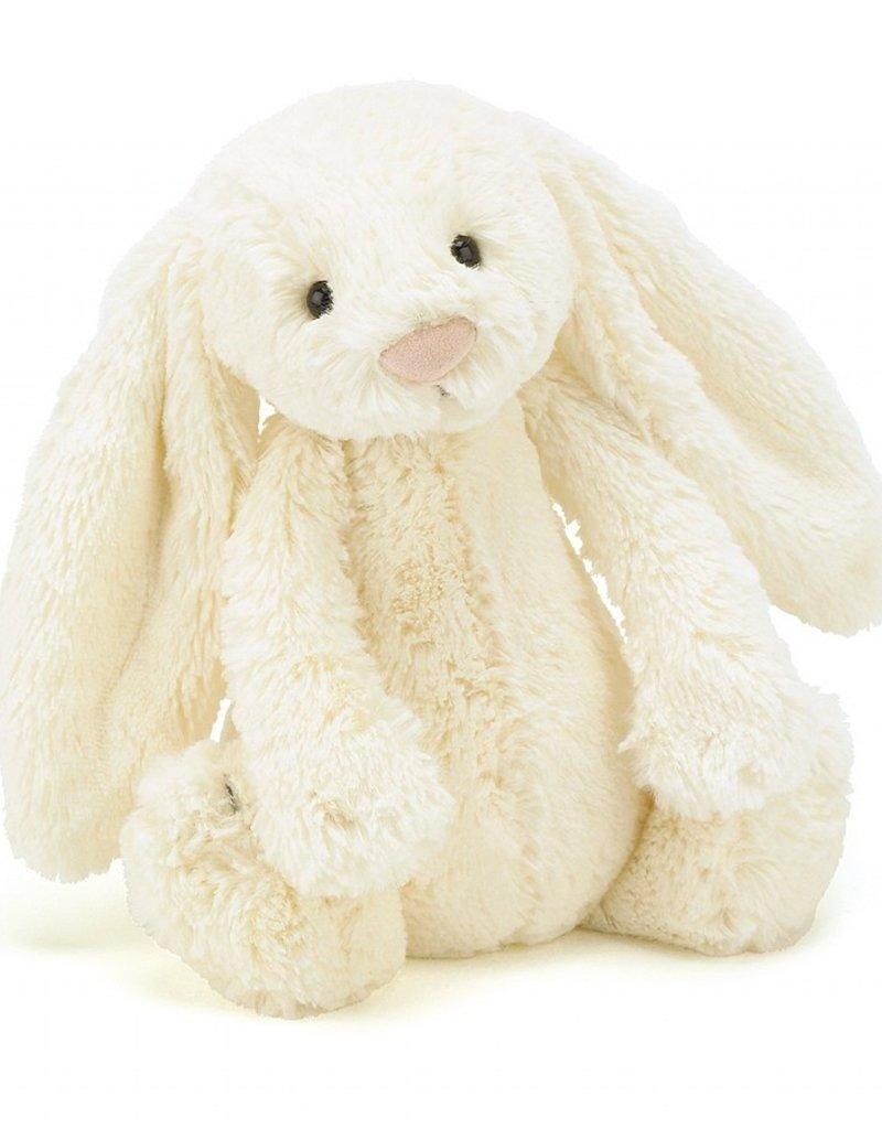 Jellycat Bashful Cream Bunny - Medium