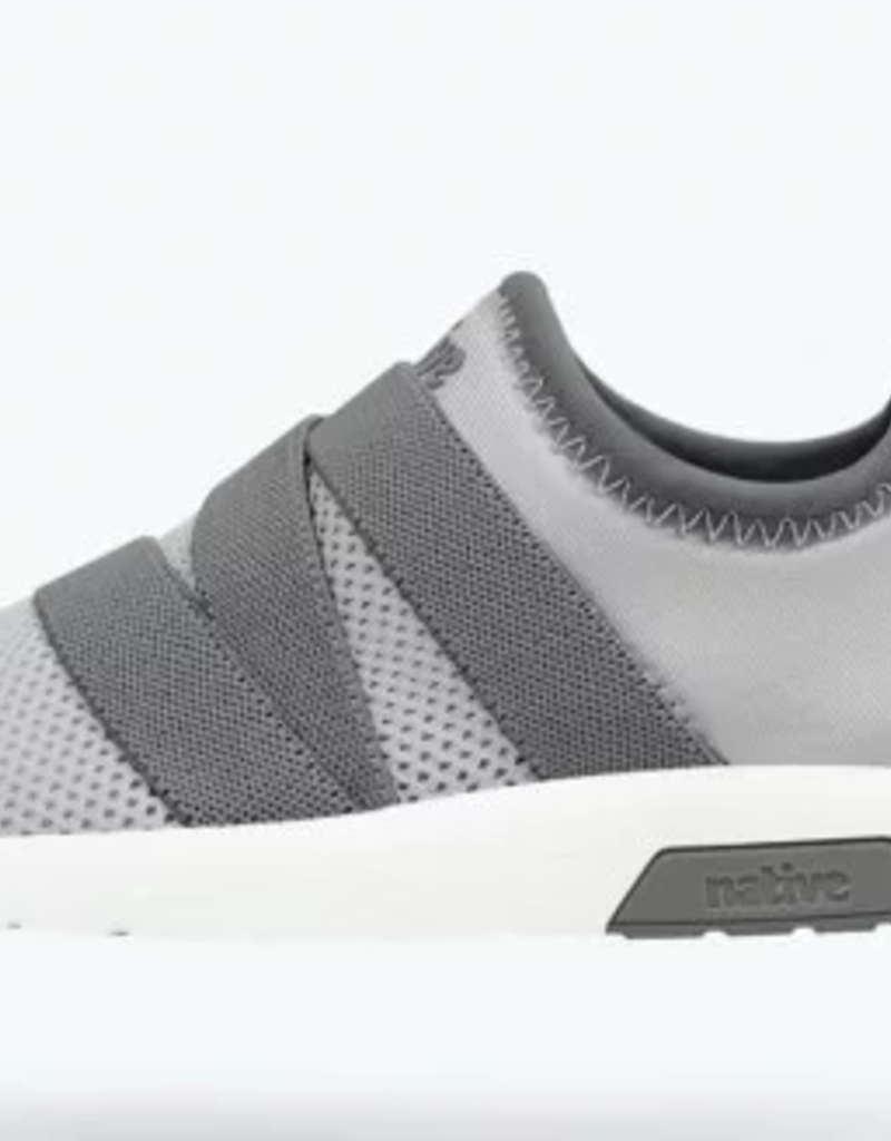 Native Shoes Native Phoenix Sneaker- Grey