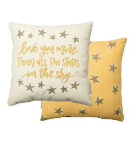 Primitives Love Your More Than All The Stars In The Sky Pillow