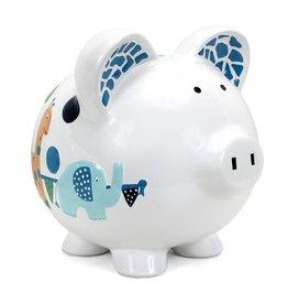 Circus Piggy Bank