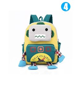 Baby Kiss Mr. Robot Backpack