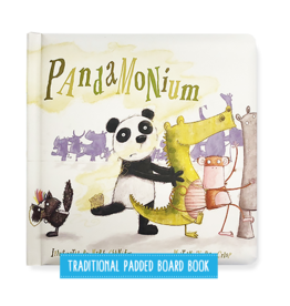 Hello Baby Pandamonium Book