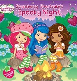 Strawberry Shortcake- Spooky Night Book