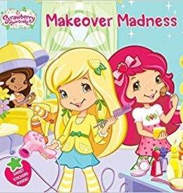 Strawberry Shortcake- Makeover Madness Book