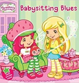 Strawberry Shortcake- Babysitting Blues Book