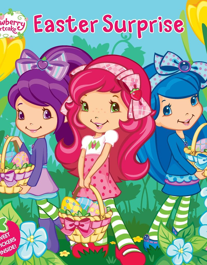 Hello Baby Strawberry Shortcake- Easter Surprise Book