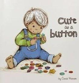 Cute As A Button Book