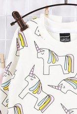 Baby Kiss Unicorn Crew Neck Sweatshirt