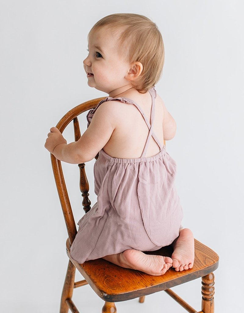 Lovedbaby Lovedbaby Organic Muslin Top & Bloomer Set