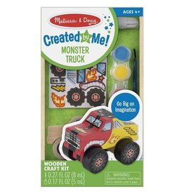 Melissa and Doug Created by Me Monster Truck