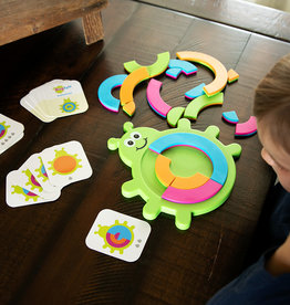 Fat Brain Toys Bugzzle- Patterned Bug Puzzle