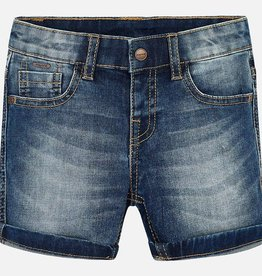 Mayoral Mayoral Denim Basic 5 Pocket Shorts