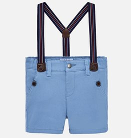 Mayoral Mayoral Chino Shorts w/ Suspenders