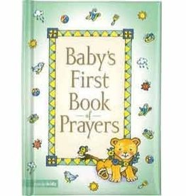 Kelli's Gifts Baby's First Book of Prayers