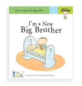 Kelli's Gifts I'm a New Big Brother Book