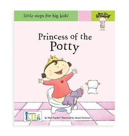 Kelli's Gifts Princess of the Potty Book