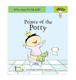 Kelli's Gifts Prince of the Potty Book
