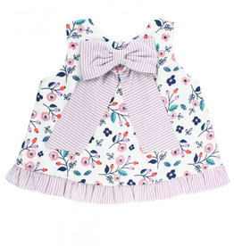 "RuffleButts ""Berry Sweet"" Swing Top and Rufflebutt Set"