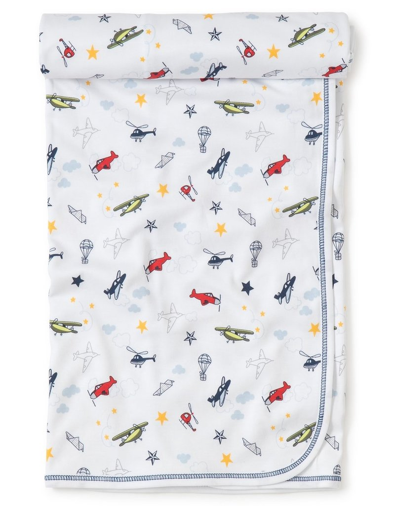 Kissy Kissy Aviators Blanket