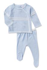 Angel Dear Blue Angel Dear TMH knit set
