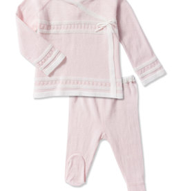Angel Dear Pink Knit TMH Angel Dear Set