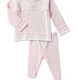 Angel Dear Pink Knit TMH Angel Dear Set
